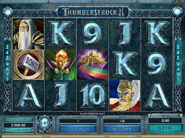 243 Payline Slots