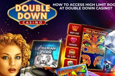 How to access High Limit Room at Double Down Casino