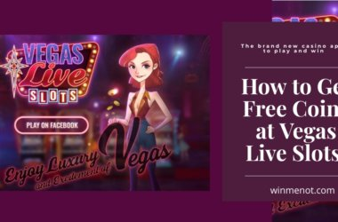 How to get free coins at Vegas Live Slots