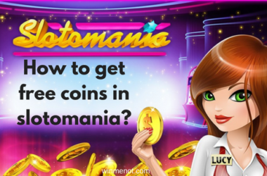 How to get free coins in slotomania?
