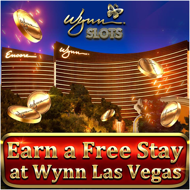 How to get free coins at Wynn slots