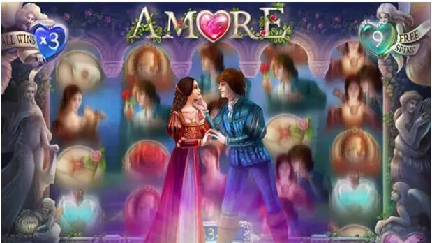 How to play Amore slot