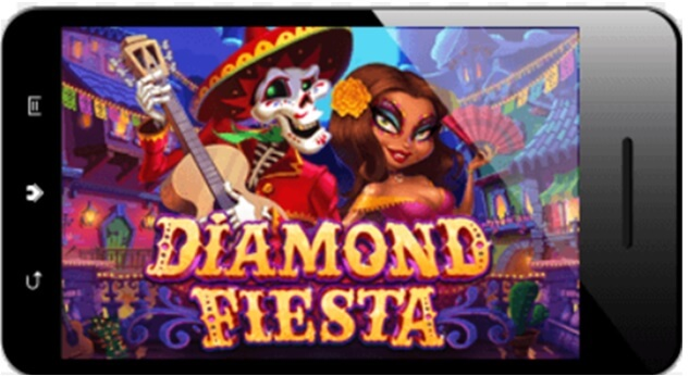 How to play Diamond Fiesta slot