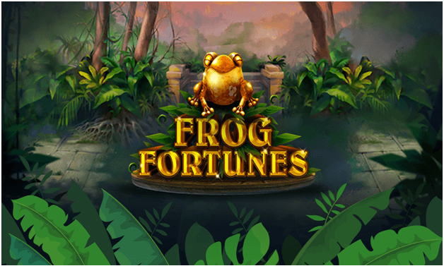 How to play Frog Fortunes new slot