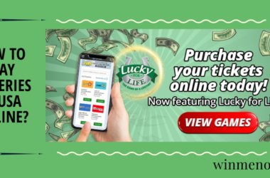 How to play Lotteries in USA online-