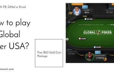 How to play at Global Poker USA
