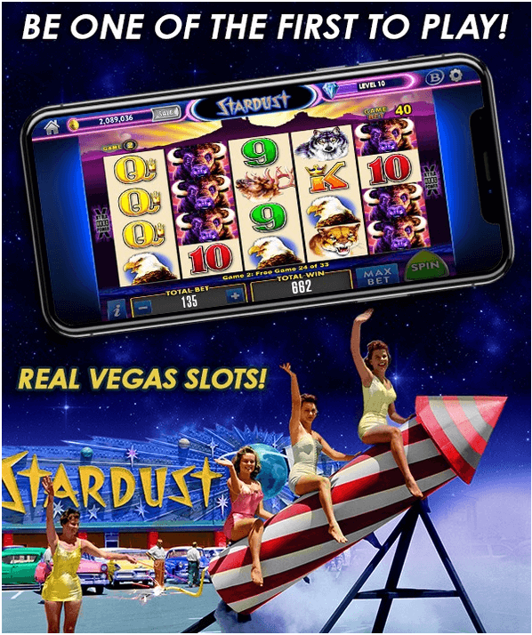 How to play at Stardust social casino