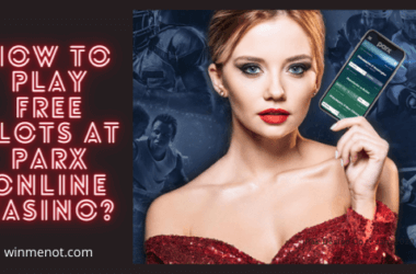 How to play free slots at Parx online casino