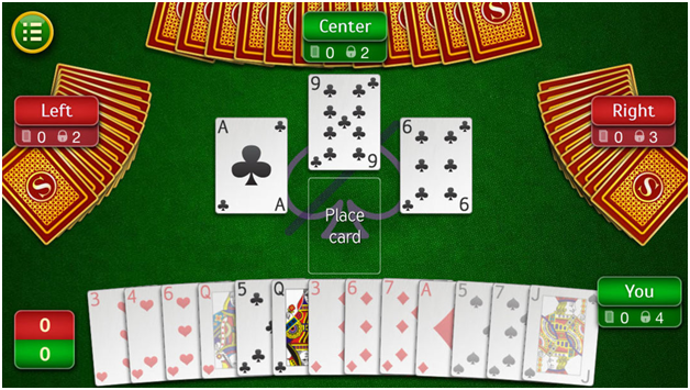 How to play game of Spade?