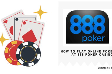 How to play poker at 888 poker