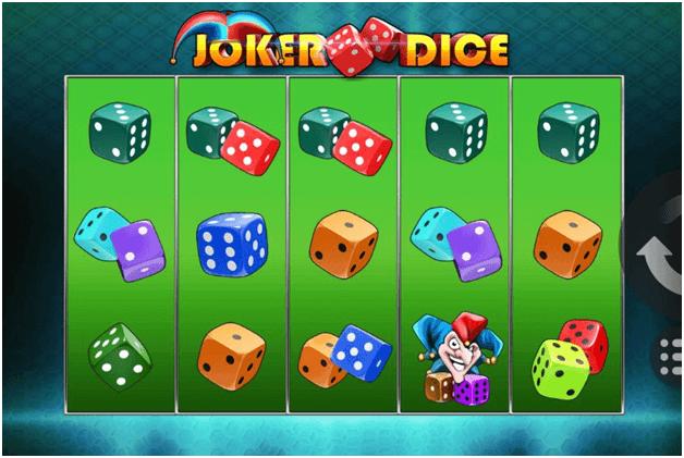 Joker Dice Game
