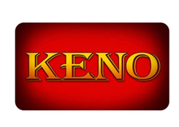 Keno speciality game