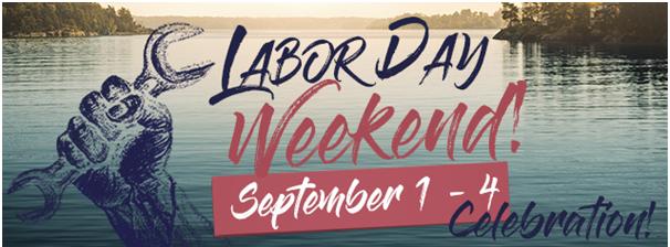 Fortune Bay Casino Labor Day