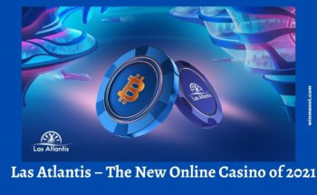 Las Atlantis – The New Online Casino of 2021