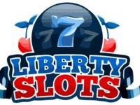 Liberty slot casino logo