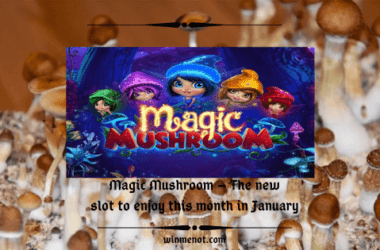 Magic Mushroom – The new slot to enjoy this month in January