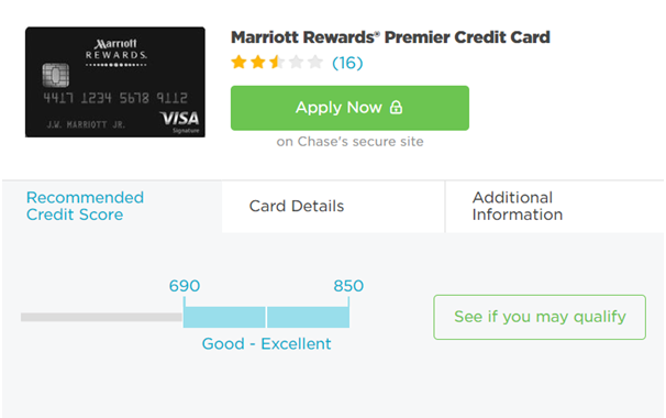 Marriot Rewards