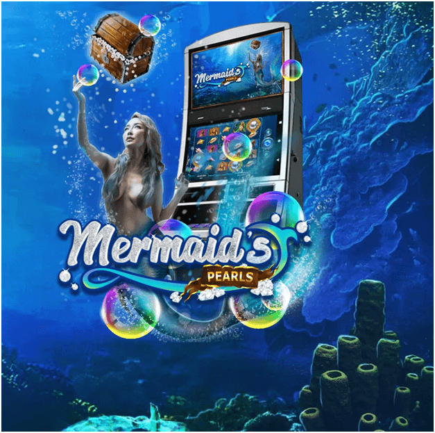 How to play Mermaid's Pearls Slot Game