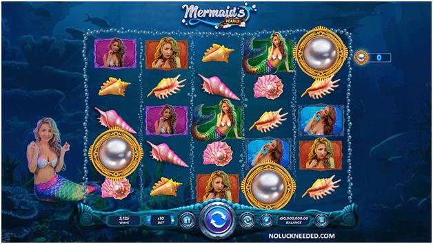 Mermaid's Pearls RTG Slot