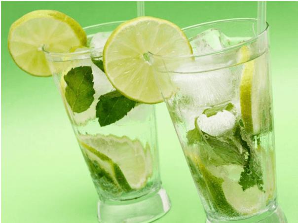 Mojito- Irishman cocktail