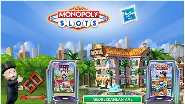 Monopoly slots app