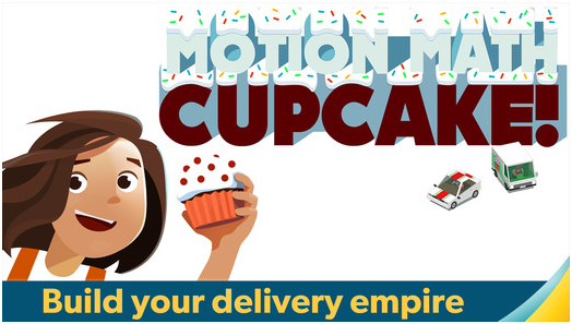 Motion Math Cup Cake