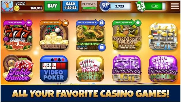 MyPala casino app