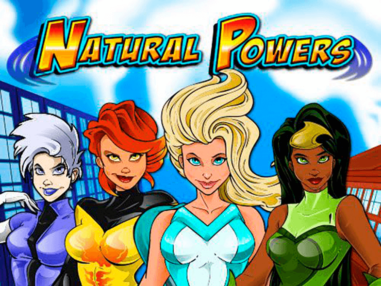 FREE Natural Powers Slot