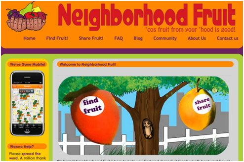 Neighbourhood fruit