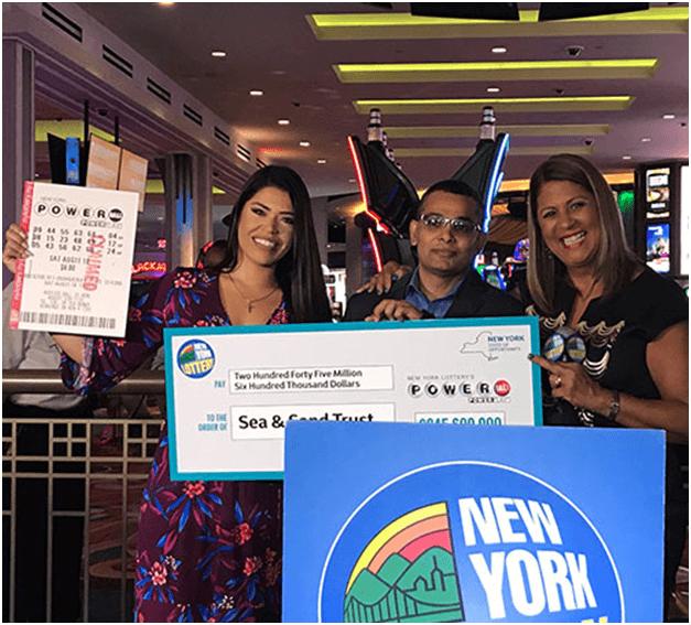 New york lottery winner