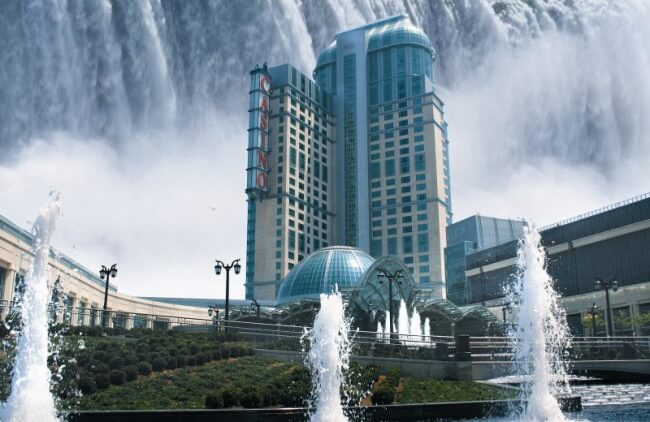 Niagara Falls, New York, and Ontario, Canada