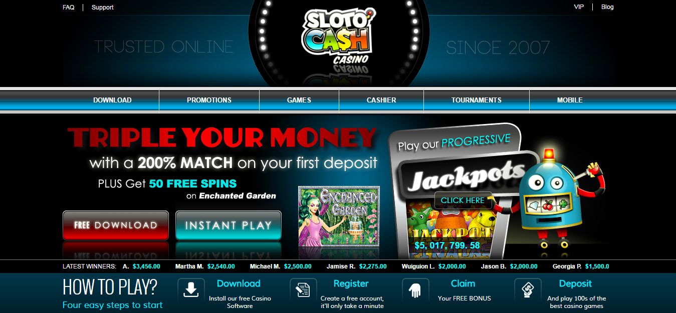 no deposit online casino fast money