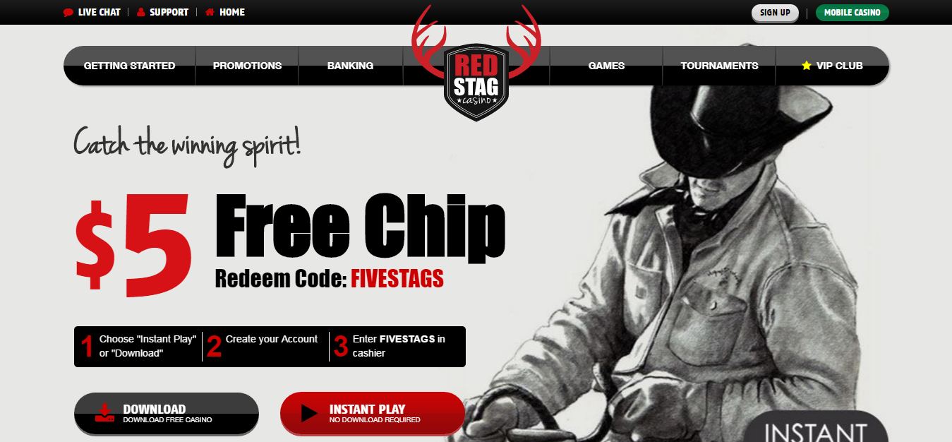 free no deposit casino codes