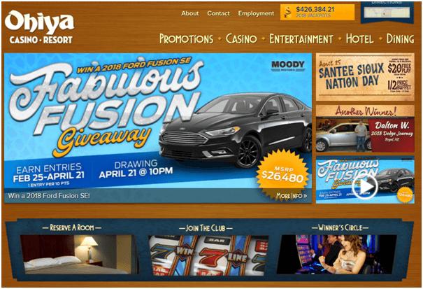 Ohiya Casino and Resort