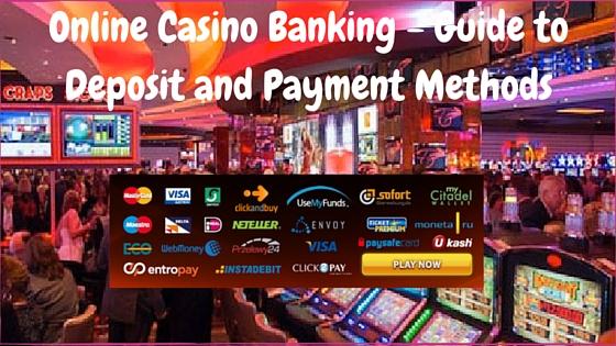 slots online casinos payment methods