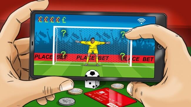 Online Gambling is More Addictive