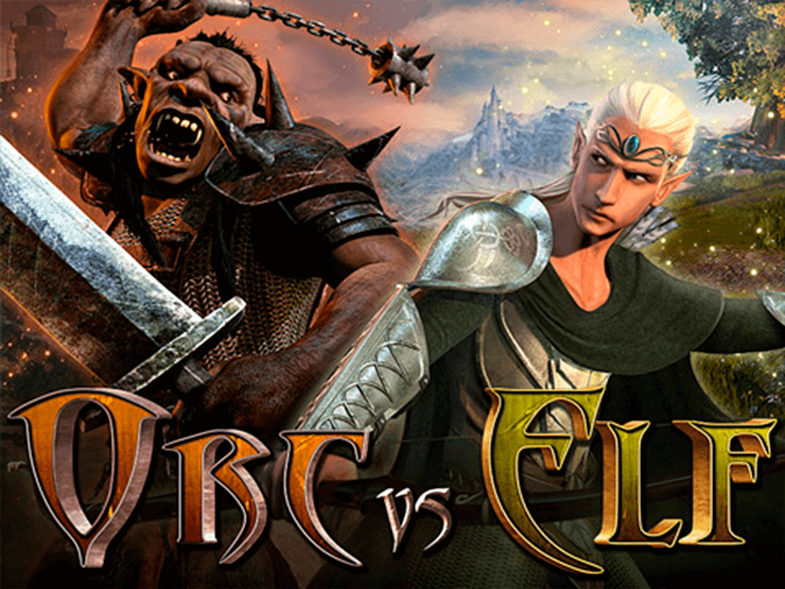 FREE Orc vs Elf Slot