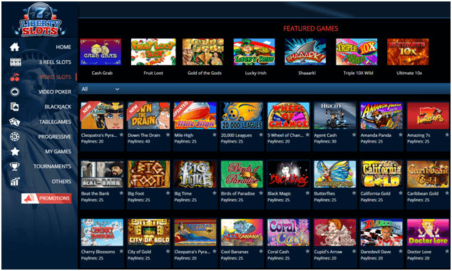 Other Games to play at Liberty Slots Casino