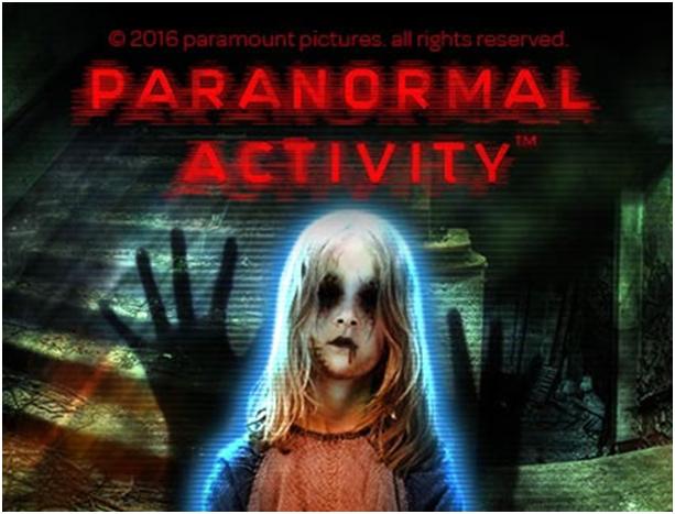 Paranomal Activity Slots