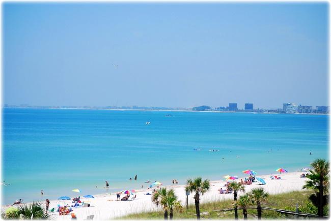 Pass-a-Grille Beach, West Florida