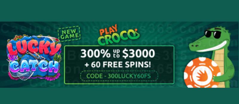 Play croco coupon code