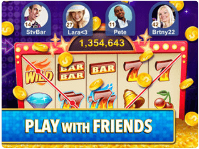 Social casinos- Play with friends
