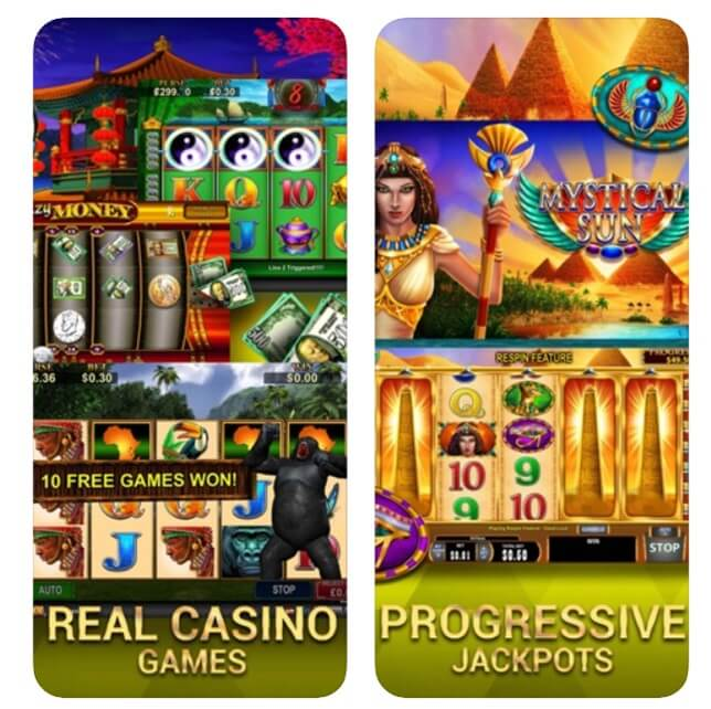 Playonline casino app