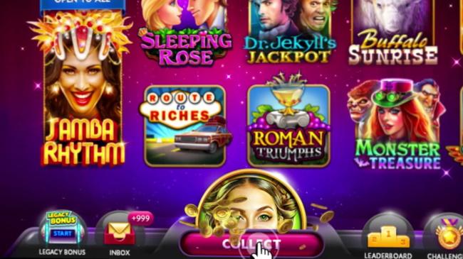 Playtika slots games
