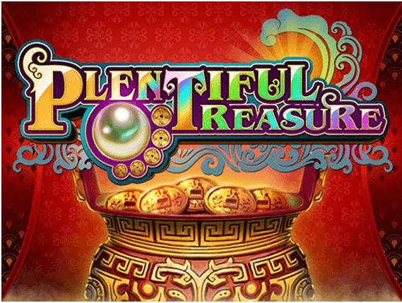 Plentiful Treasure slot game