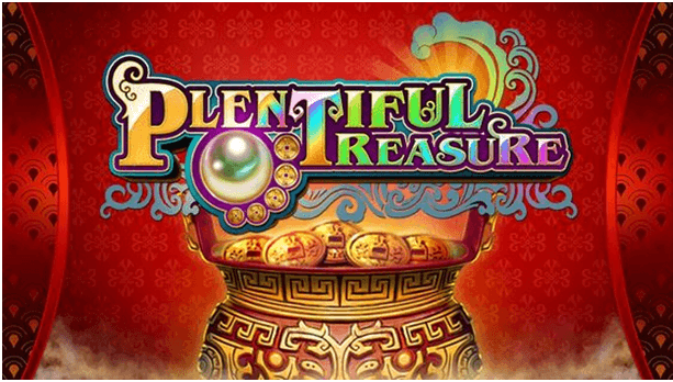 There is Plentiful Treasure at online casinos to win not one but four Jackpots.