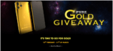 Pure Gold Giveaway