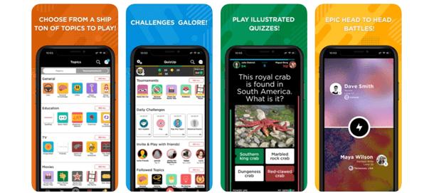 Quiz up Game App