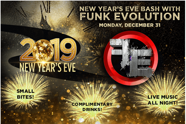 New Year 2019 Parties in US