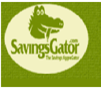 Savings Gator